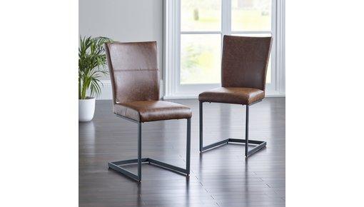 Lekkere tafelen op deze stoelen!