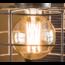 Cheers Living Lichtbron LED filament bol Ø9,5