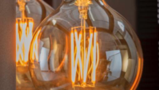 Diverse lichtbronnen voor onze verlichting