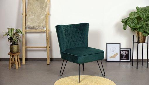 Lekker relaxen in deze comfortabele fauteuils!