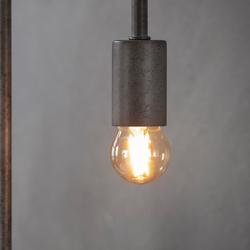 Lichtbron LED filament bol Ø4,5