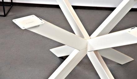 Onderstellen ronde tafels
