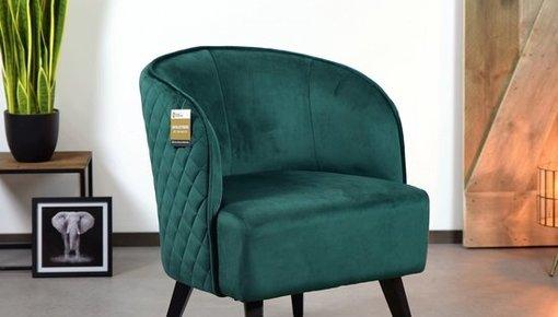 Comfortabele velvet fauteuil kopen voor elk interieur