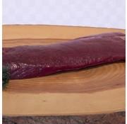 Hert GOUD(H)EERLIJKE Hertenrugfilet ± 350 gram