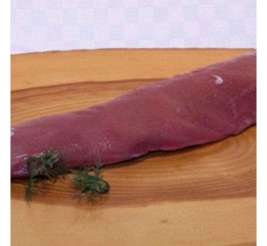 Wildzwijnrugfilet, heerlijk vlees met karakter
