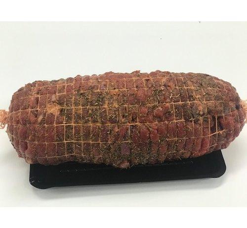 Ree Ree Rollade, heerlijk vlees uit de achterbout