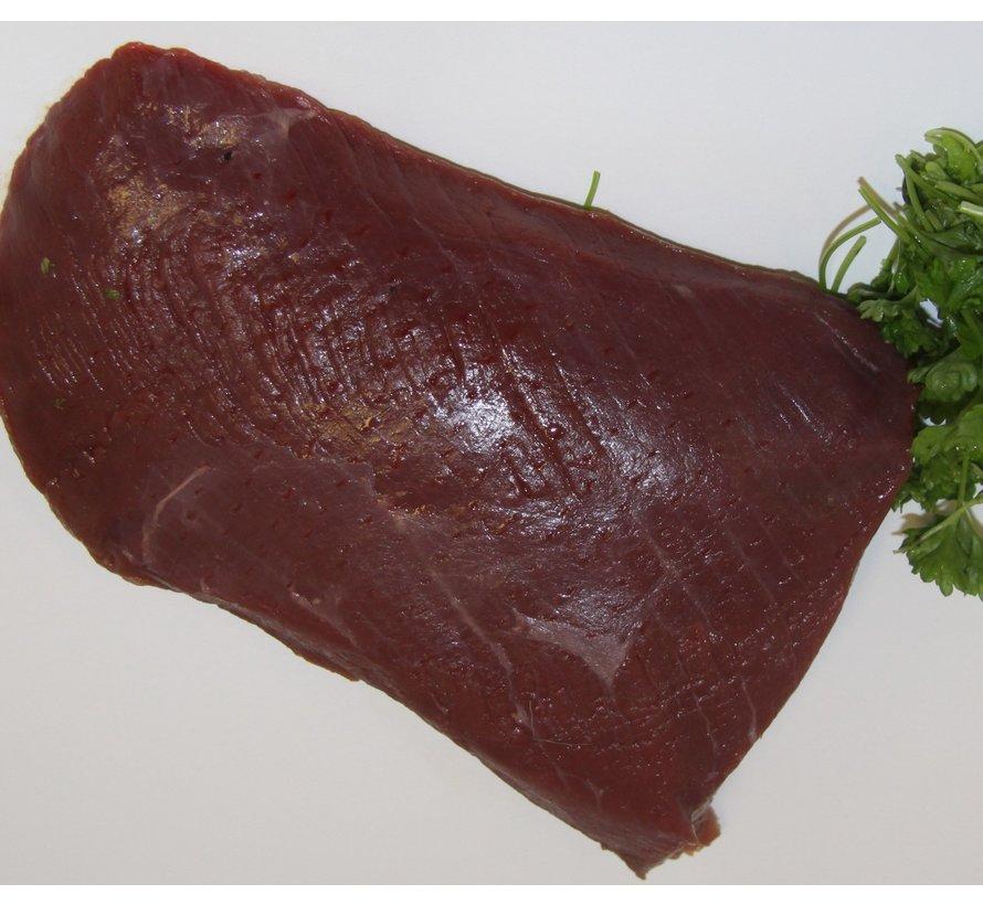 GOUD(H)EERLIJKE Herten Biefstuk ± 350 gram,  de keizer in smaakbeleving