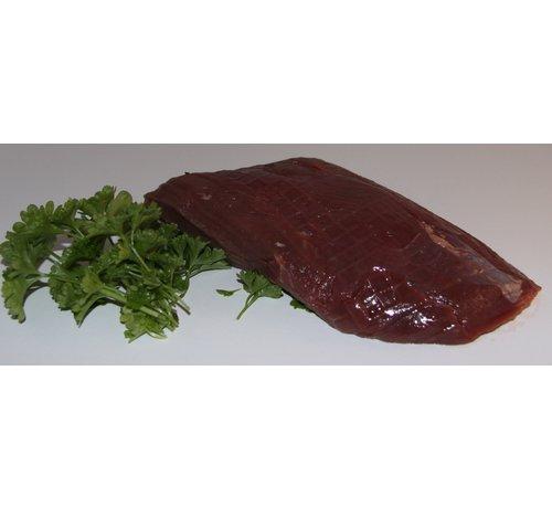Hert GOUD(H)EERLIJKE Herten Biefstuk ± 350 gram,  de keizer in smaakbeleving