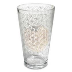 Drinkglas Bloem des Levens