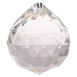 Regenboogkristal bol transp AAA kwaliteit grootst