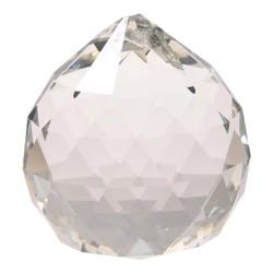 Regenboogkristal bol transparant AAA kwaliteit groter