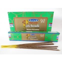 Wierook Satya natural patchouli  (15 g)