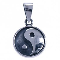Symbool Hanger Medaillon Yin Yang (30011)