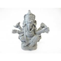 Hematiet Ganesha mini