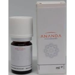 Mandarijn olie rood 5 ml