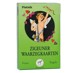 Zigeunerwaarzegkaarten deck