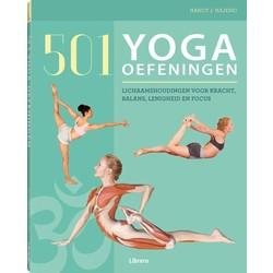 501 Yoga-oefeningen