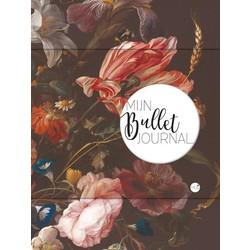 Mijn bullet journal - donker bloem