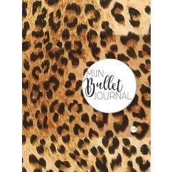 Mijn bullet journal - luipaard