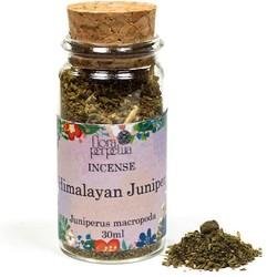 Jeneverbessen Himalaya wierookkruid ( 4 gram - 30 ml)