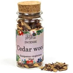 Cederhout (rood) wierookkruid (7 gram - 30 ml)