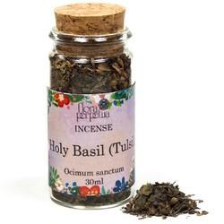 Heilige basilicum (Tulsi) wierookkruid (5 gram - 30 ml)