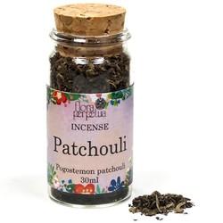 Patchouli (bladeren) wierookkruid (6 gram - 30 ml)
