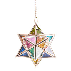 Oriental Light Lucky Starwith chain