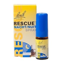 Bach Rescue Nacht Spray klein