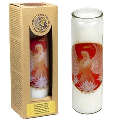 Geurkaars Engelen Lotus Angel of Love