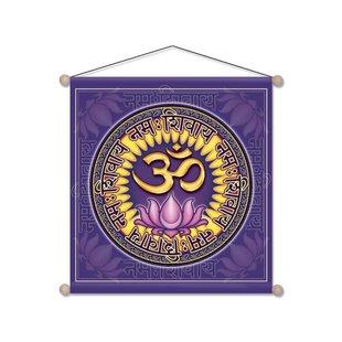 Meditatie banner Ohm Namo Shivaya