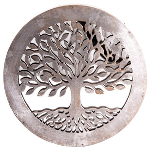 Mirror Tree of Life iron
