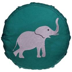 Meditatiekussen olifant voor kinderen