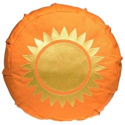 Meditatiekussen zon voor kinderen