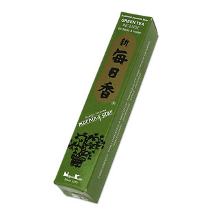 Wierook morning star green tea (50 st.)