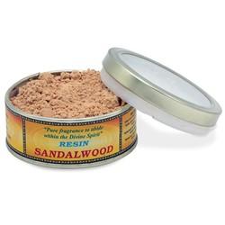 Wierookhars sandalwood