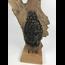 Boeddha on stand ca 50x90 cm