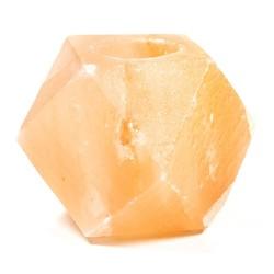 Zoutkristal sfeerlicht diamant