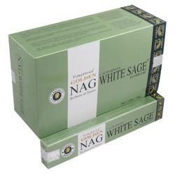 Wierook Golden Nag White Sage (15 g)