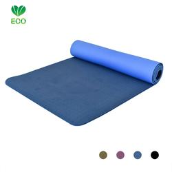 Love Generation Eco Yogamat - Blauw