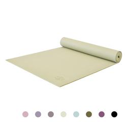 Love Yogamat - Lichtgroen - Extra dik - 6mm