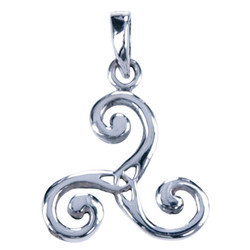 Symbool Hanger Triskel