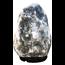Zoutlamp Himalayazout 4-7 kg zwart