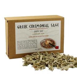 Griekse Salie 30 gram (Greek ceremonial Sage)