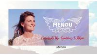 Menou - The Goddes Sessions