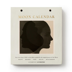 Moon Calendar 2021 (eng)
