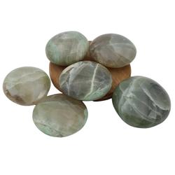 Groene Maansteen 100-105 gram