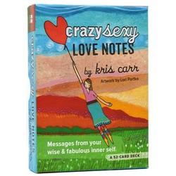 Crazy Sexy Love Notes Cards