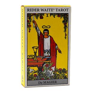 Rider Waite Tarot pocket NL