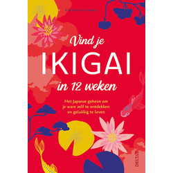 Vind je ikigai in 12 weken *UK*